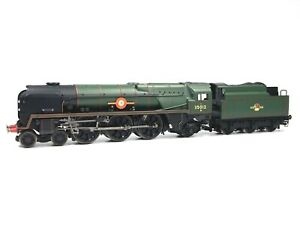 Hornby OO Gauge BR 4-6-2 Merchant Navy Class United States Lines 35012 PartBoxed