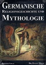 GERMANISCHE RELIGIONSGESCHICHTE UND MYTHOLOGIE - Dr. Eugen Mogk BUCH - NEU OVP