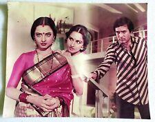 Rare Bollywood Poster - Rajesh Khanna - REKHA - Reena Roy - 22 inch X 18 inches