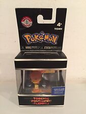 Tomy Pokemon Trainer's Choice Series 1 Torchic Action Figure WITH DISPLAY CASE!
