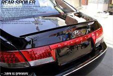 Camily Rear Lip Spoiler for Hyundai Azera (Grandeur TG) 06-10  [PAINTED]