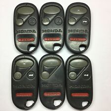Lot 6 Honda Key Fob Keyless Entry FCC ID E4EG8DJ Remote G8D-452H-A OEM
