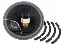 "Recone Kit for JBL 127H-1 10"" Woofer Premium SS Audio 8 Ohm Speaker Parts"