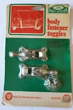 Paddy Hopkirk Body Fastener Toggles Kit