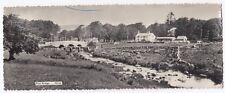 Devon; Dartmoor, Postbridge Panoramic RP PPC, 1961 Exeter PMK, Post Bridge
