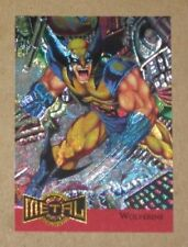 1995 MARVEL METAL BLASTER CARDS 1995 BY FLEER ;      CHOOSE