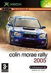 Jeux Xbox Colin McRae Rally 2005