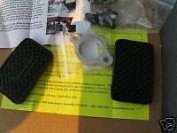 Jaguar XJS LHD  Manual Clutch Pedal Kit, Without Master Cyl