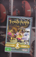 the treacle people (volume 2) (classic kids  double dvd edition) region 4