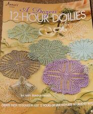 Crochet: A Dozen 12- Hour Doilies Booklet - Annie's Attic