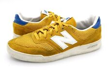 New Balance Mens 9 Yellow CRT300B2 Athletic Sneaker Lace Up Shoes EUR 42.5