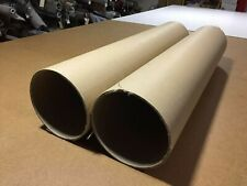 Strong Spiral Cardboard Tube Packing Storage Crafts Industrial Use - 100cm Long