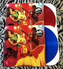 Black Sabbath Steel City Schizophrenia LP RED & BLUE 100 MADE Ozzy Osbourne NEW