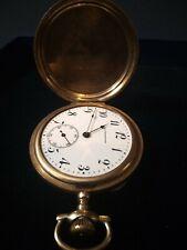 pocket watch rare H.A Hershberger antique