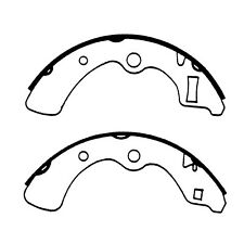 Drum Brake Shoe-Premium Brake Shoes-Preferred Centric fits 80-83 Honda Civic