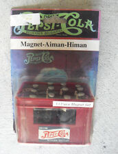 1996 Pepsi 13 Piece Magnet Set - 12 Bottles in Case NIP