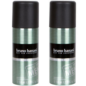 Bruno Banani Not for Everybody Made for Men Deo Deospray 2 x 150ml
