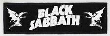 BLACK SABBATH SUPERSTRIP PATCH / SPEED-THRASH-BLACK-DEATH METAL