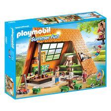 Playmobil Summer Fun Camping Lodge 6887 NEW
