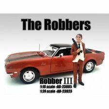 American Diorama 23923 The Robbers - Robber III  1:24