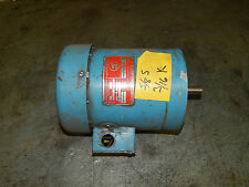 Doerr Fife 67481-A YD 3Phase Alternating Current Motor 1/2Hp 1725/1425RPM 67481A