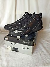 NEW Reebok Men's Baseball/Softball Cleats Ayezee MRS MID II Size:15