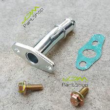 Turbo Oil Drain Return Pipe Kit for Mitsubishi TD04 TD05 TD06 T517Z T518Z