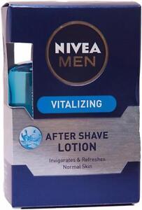 Nivea Vitalizing After Shave Lotion Refreshing Formula For Men 100 ml