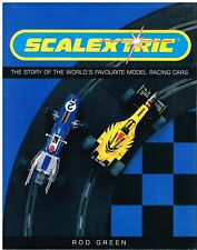 SCALEXTRIC ELECTRIC SLOT CAR RACING COMPANY & PRODUCT HISTORY (1957-2001) BOOK