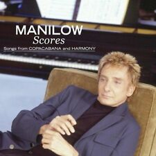 Scores: Songs from Copacabana and Harmony by Barry Manilow (CD, Sep-2004, Concord)