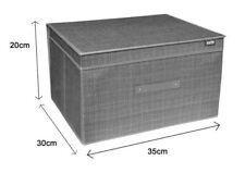 Box Scatola Salvaspazio Portatutto Contenitore Organizer 20x30x35cm 69693-2 dfh