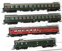 Roco H0 51313-2 Personenwagen-Set der DB in Epoche III 4-teilig - NEU