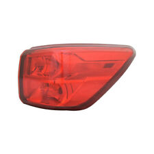 NEW OUTER RIGHT TAIL LIGHT FITS NISSAN PATHFINDER 3.5L 2017 265509PF0A NI2805109