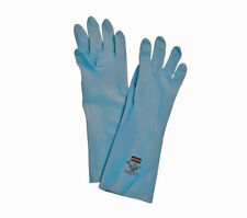 12 Pairs North Safety LA111EB/8 Chemical Resistant Nitrile Gloves Size 8/M