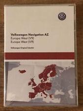 VW descubrir los medios de comunicación Europa Tarjeta SD mapa de navegación V9 2018 2019 3G0919866BJ último