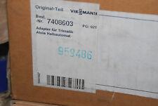 VIESSMANN 7408603 ADAPTER FÜR TRIMATIK ATOLA HALBAUTOMATIK NEU