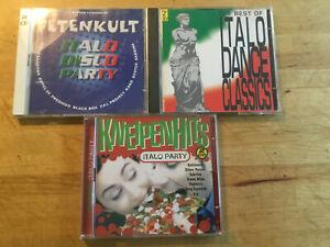Italo Dance Classics Disco Party [6 CD] Righeira Baltimora F.P.I. Project Scotch
