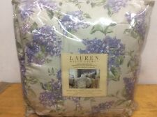 BRAND NEW RALPH LAUREN QUEEN SIZE 4 PIECE COMFORTER SET CAPE ELIZABETH