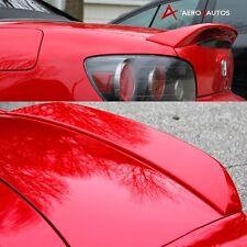 00-09 Honda S2000 AP1 AP2 2dr Convertible Rear Boot Trunk Spoiler Wing OE Style