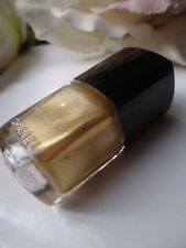 GOLD FINGERS Rare Bright Aztec Gold CHANEL VERNIS Nail Varnish New MARKED CAP