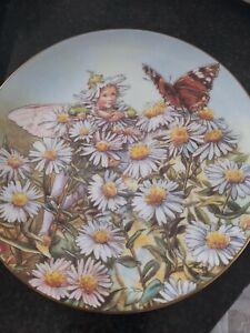 Flower Fairy Plate.