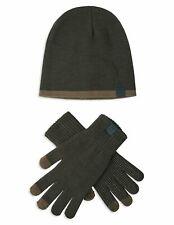 Deerhunter Hat and Gloves set - Graphite Green Green Green
