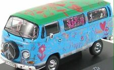 RARE SCHUCO VW T2 a VAN DIE LUDOLFS 2009 PROMO 1:43 NEW BOXED 1 OF 1000
