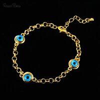 Magnetarmband Halskette Hals Armband Kette Magnetkette boncuk Nazar evil eye