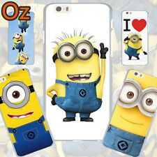 Minions Cover for Huawei Honor 8, Quality Painted Case WeirdLand