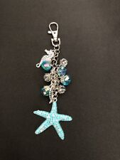 Starfish Seahorse Purse Charm Keychain Inspired By Me