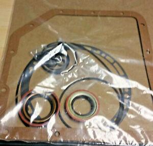 350 350C 1969-86 TransTec External Seal Up Kit TH350 TH350C W- Fiber Pan Gasket