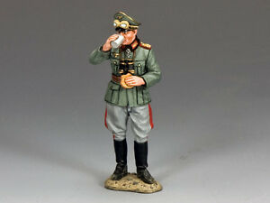 Rommell in France 1940 King & Country WS196 Classic German Series