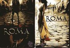 DVDs Roma: 1ª y 2ª temporada completa; Serie de TV