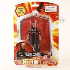 """2004 Character Options Doctor Who Series 1 GELTH ZOMBIE 5"""" Action Figure"""